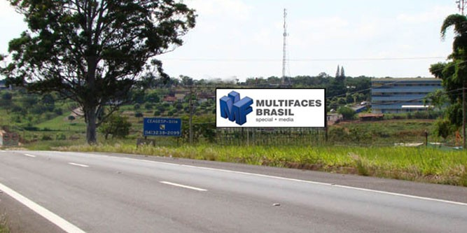 Bauru Rondon Km 334