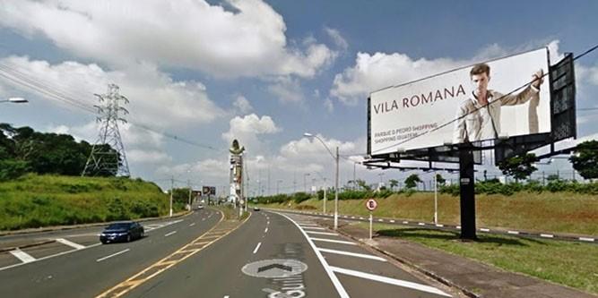 Campinas Avenida Guilherme Campos