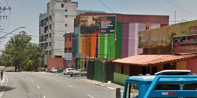 Guarulhos Av Santos Dumont 526
