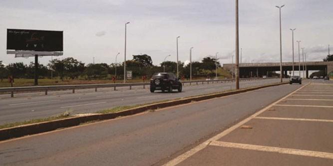 brasilia DF047 Via de Acesso