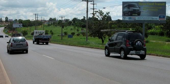 brasilia Via Estrada Parque DF 75