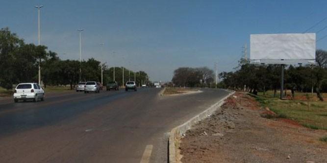 brasilia Via Estrada Parque Indústria EPIA