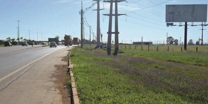 brasilia Via Estrada Parque Núcleo Bandeirante