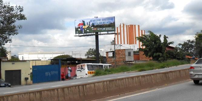 minas gearis Anel Rodoviário Amazonas
