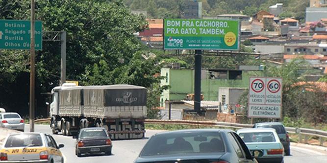 minas gearis Anel Rodoviário