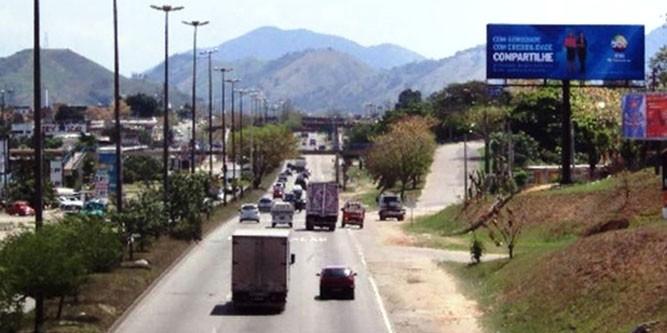 rio de janeiro Av. Brasil Campo Grande