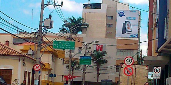 sorocaba Rua Santa Clara 49